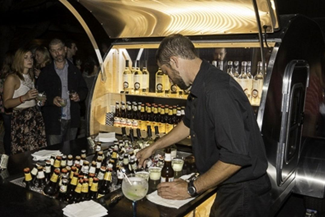 The Ultimate Mobile Cocktail Bar Hire